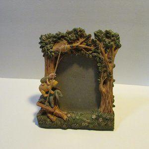 charpente disney classic pooh frame swing
